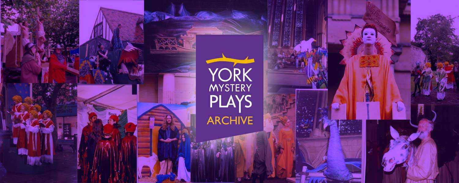 York Mystery Plays Archive